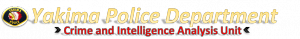 Crime Analysis Logo