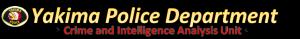 Crime Analysis Logo